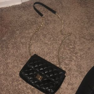 Forever 21 Bags - Black going out purse b7ba9a31bfc7